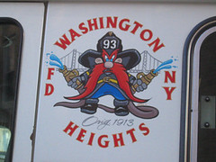 Yosemite Sam Loves Washington Heights