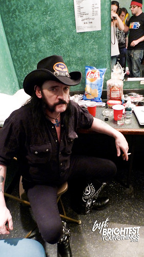 Not Your Average Lemmy from Motorhead Interview