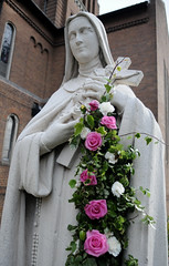 Coleshill welcomes St. Therese