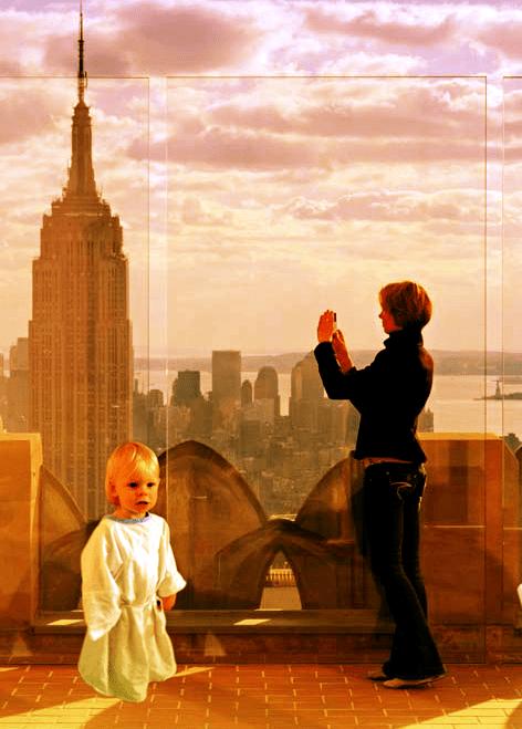 Andrew in New York!