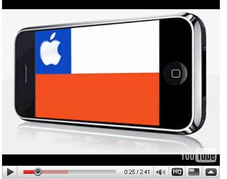iphone a la chilena ¿no será mucho?