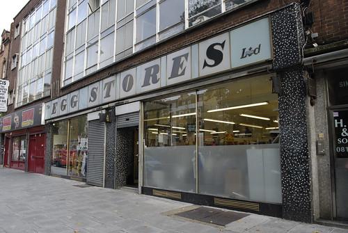 The Egg Stores, Stoke Newington