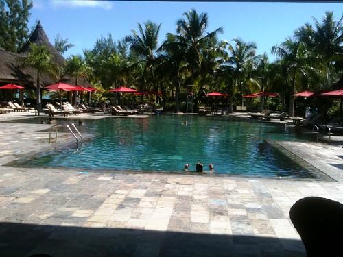 club med piscine