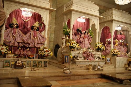 The Temple Deities !