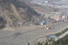 Beichuan Town after Sichuan Quake