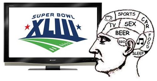 Superbowl Veg-Out