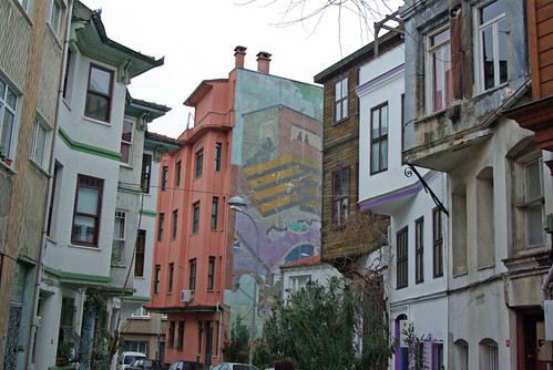 old houses of Kuzguncuk, İstanbul, Pentax K10d