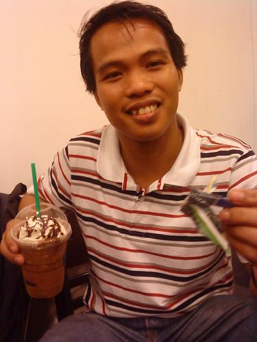 Paper Crane #15 | Alkhin Briton, student of Batangas State University