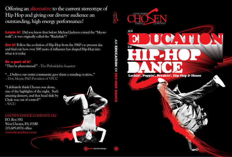 Chosen Dance DVD Outside B101 2-01