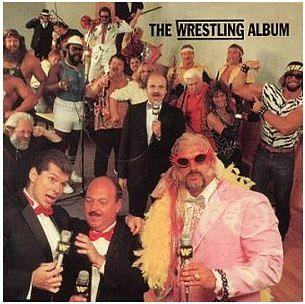 WWF The Wrestling Album