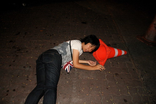 fyi: thais have really low alcohol tolerance.