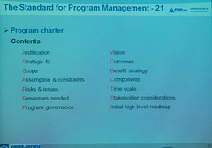 090819-The Standard for Program Management
