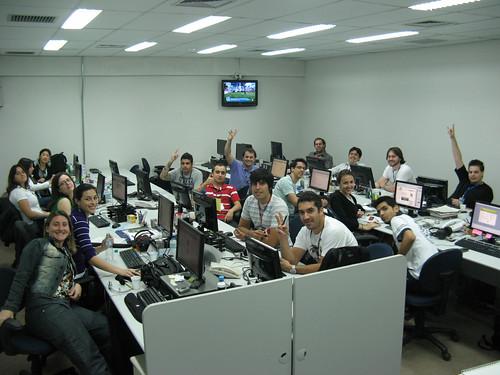 Equipe do R7 já trabalha para o lançamento do portal