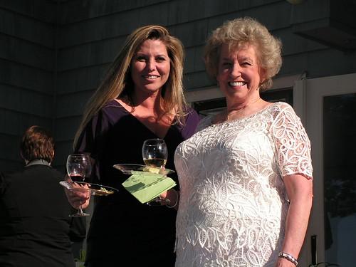 Christine and Mom