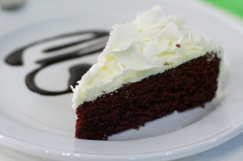 Red Velvet Cake at Lia's Cakes