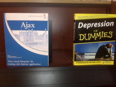 Ajax leads to depression