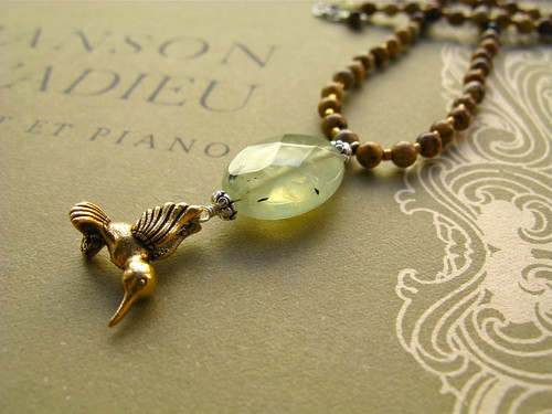 Chanson necklace
