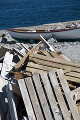 St John's scrap
