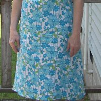 Butterick 5333 Show and Tell