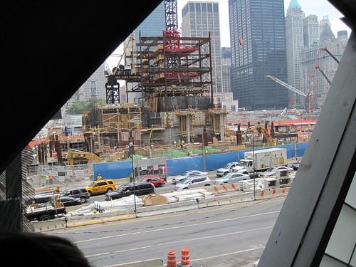 Ground Zero/World Trade Center Site