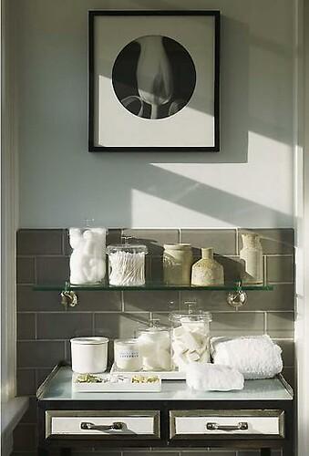 bath shelf Stephen Gambrel