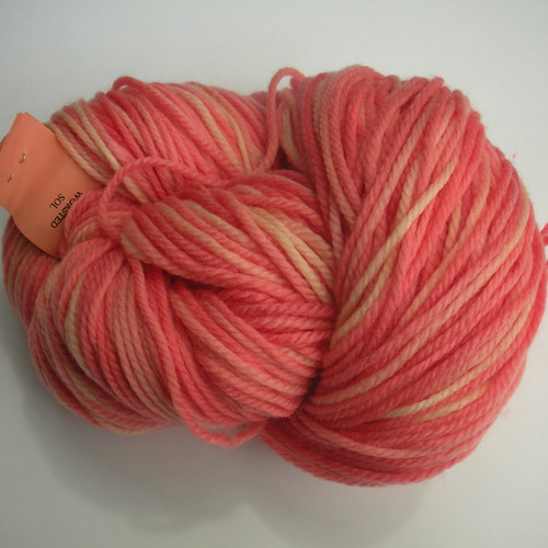 Brooks Farm Yarn Solana Pink