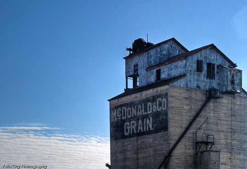 009/365 McDonald Grain