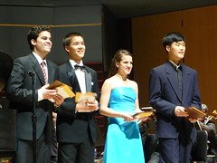 2009 Winners of the Calgary Concerto Competition concert