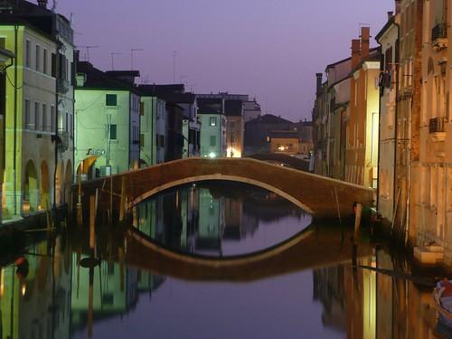 Chioggia - un pueblo encantado r