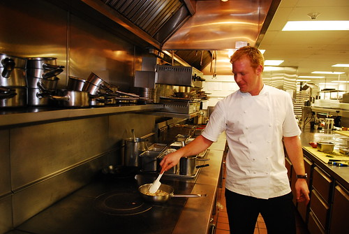 Chef Andy Cook