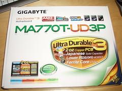 Gigabyte MA770T-UD3P