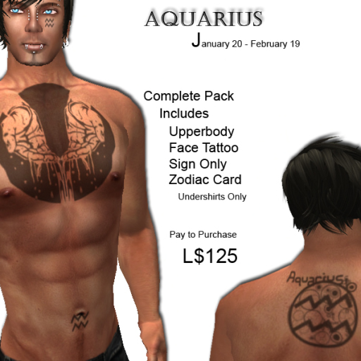 [HUZ]-Aquarius-Advert