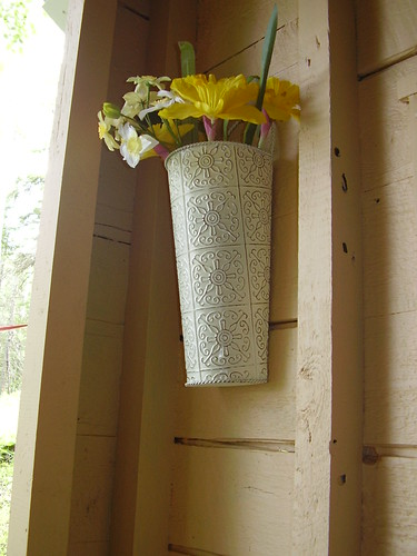 Outhouse decor