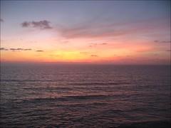 lever du jour à Isla Mujeres...