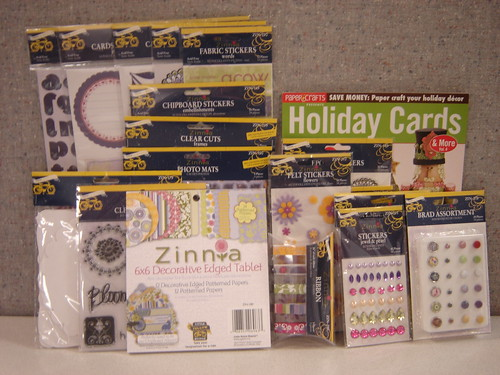 Two lucky winners will each take home this prize package!