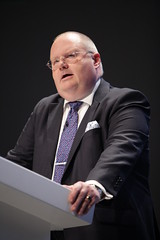 Eric Pickles at Conservative Party Conference