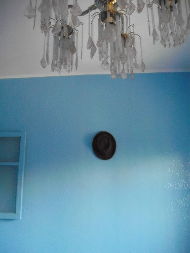 A place to hang my hat in Sefrou