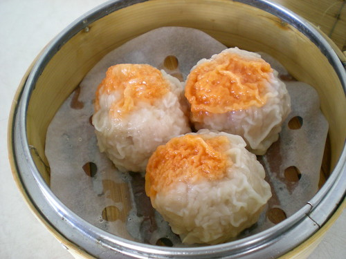 HongFu dim sum dumplings