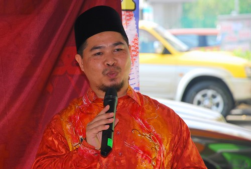 Ustaz Annuar Salleh, YDP ISMA Cawangan Hulu Langat