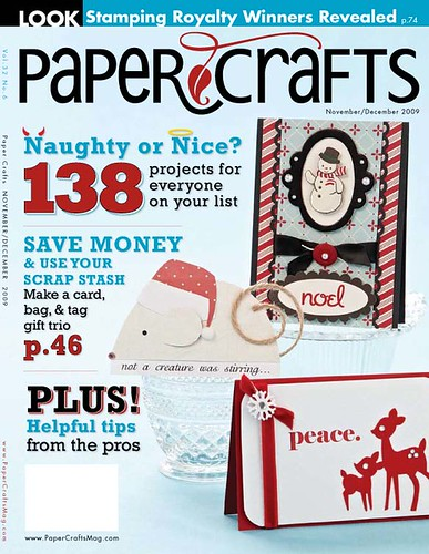 Our November/December 2009 issue goes on sale TODAY!