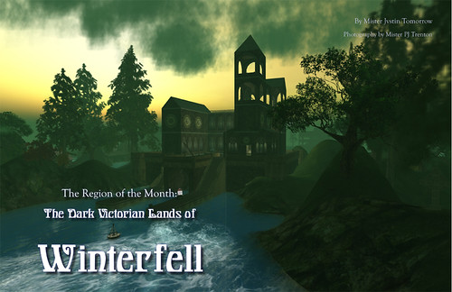 Primgraph Issue 8 - Winterfell