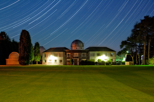 University of St Andrews Observatory (by skreid)