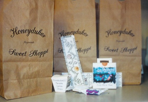 harry potter party party favors