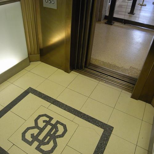 Broadcasting House lift