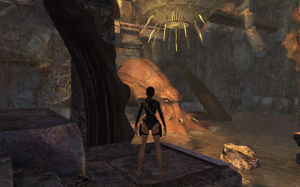 Tomb Raider Underworld 1