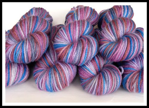 Bohemian on Champion BFL Aran