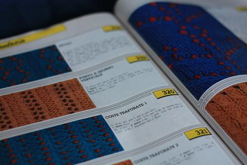 Italian Stitch Pattern book