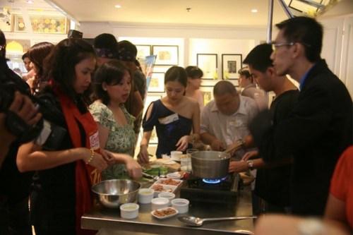 century tuna cook-off