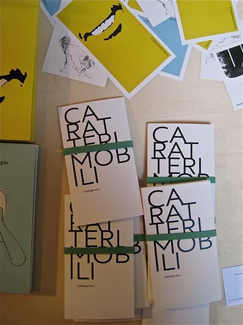 Caratteri Mobili a Una marina di libri, Palermo 2011, 3
