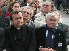 Commémoration de Yom Hashoah à Genève pendant louverture de Durban 2